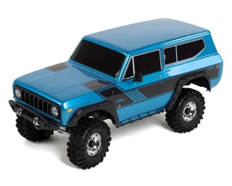 Redcat Racing Blue GEN8 Scout II Scale Rock Crawler 4WD review