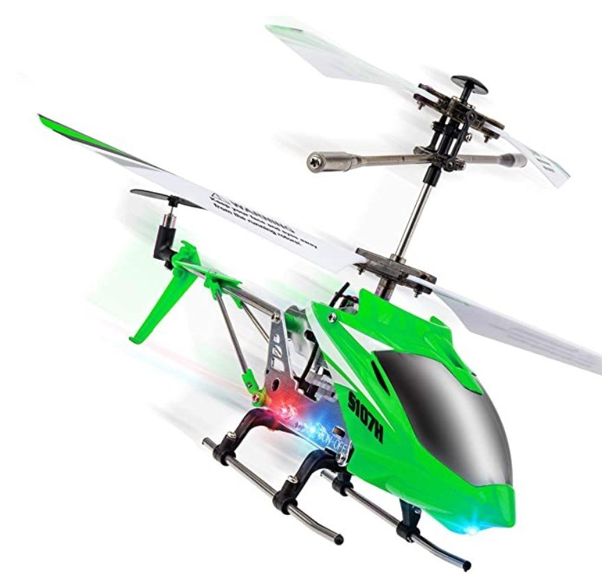 Syma Wind Hawk Indoor Remote Control Helicopter review