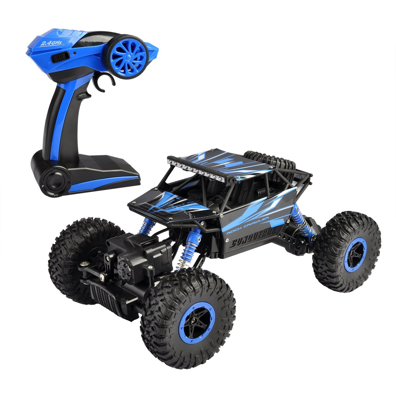 SZJJX RC Car Off-Road Remote Control Car review