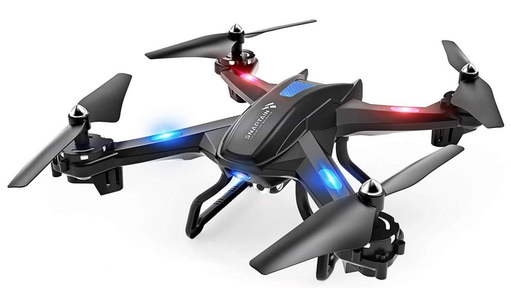 The SNAPTAIN S5C Drone review