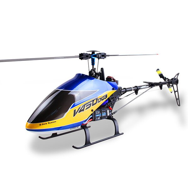 The Walkera V450D03 6Ch RTF Heli w/Devo 7 review