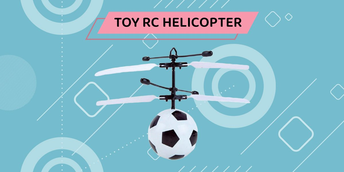 toy rc helicopter/
