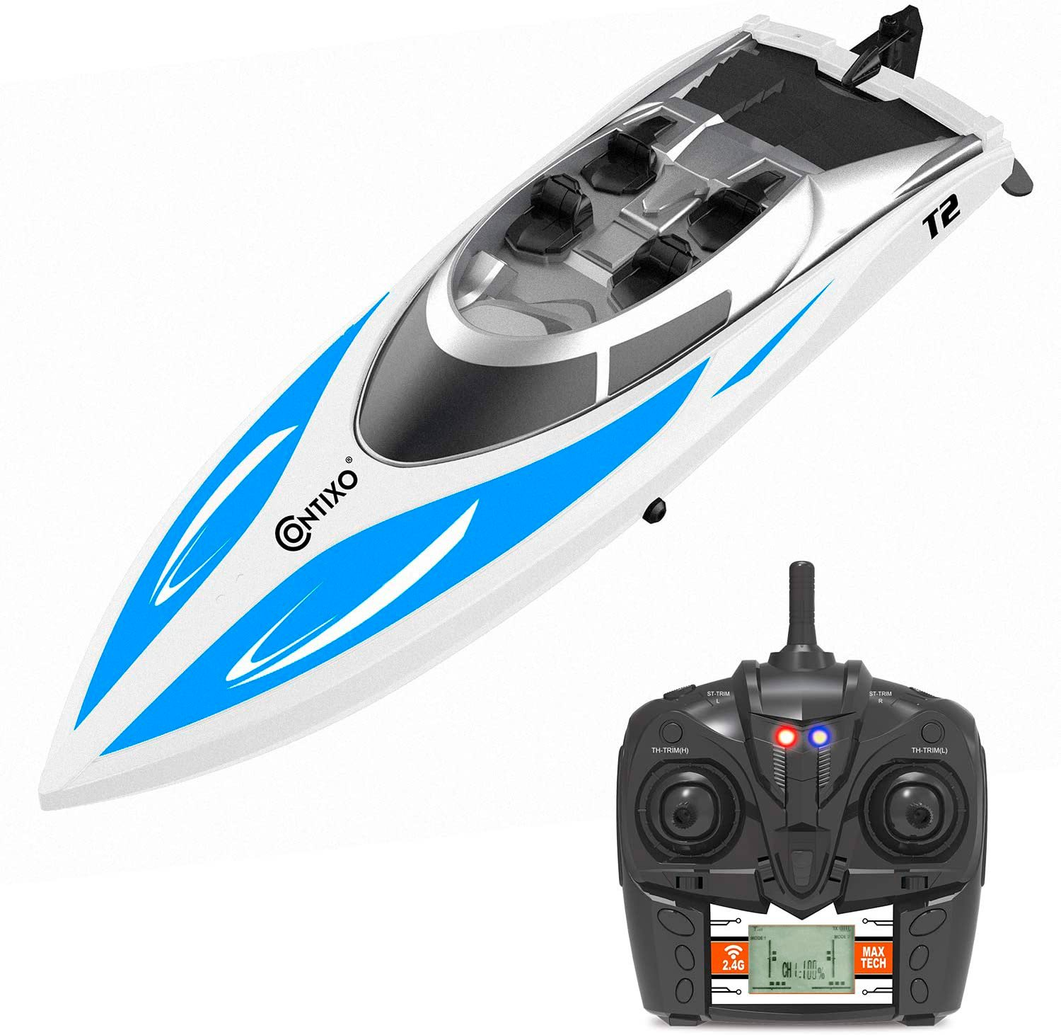 Contixo T2 RC Boat review