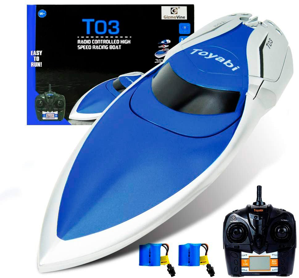 GizmoVine RC Boat review