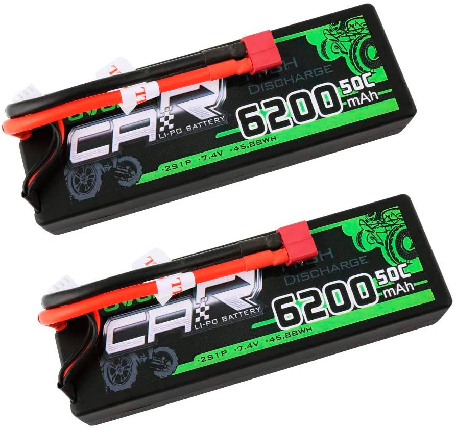 Ovonic 2S LiPo Battery with Hard Case