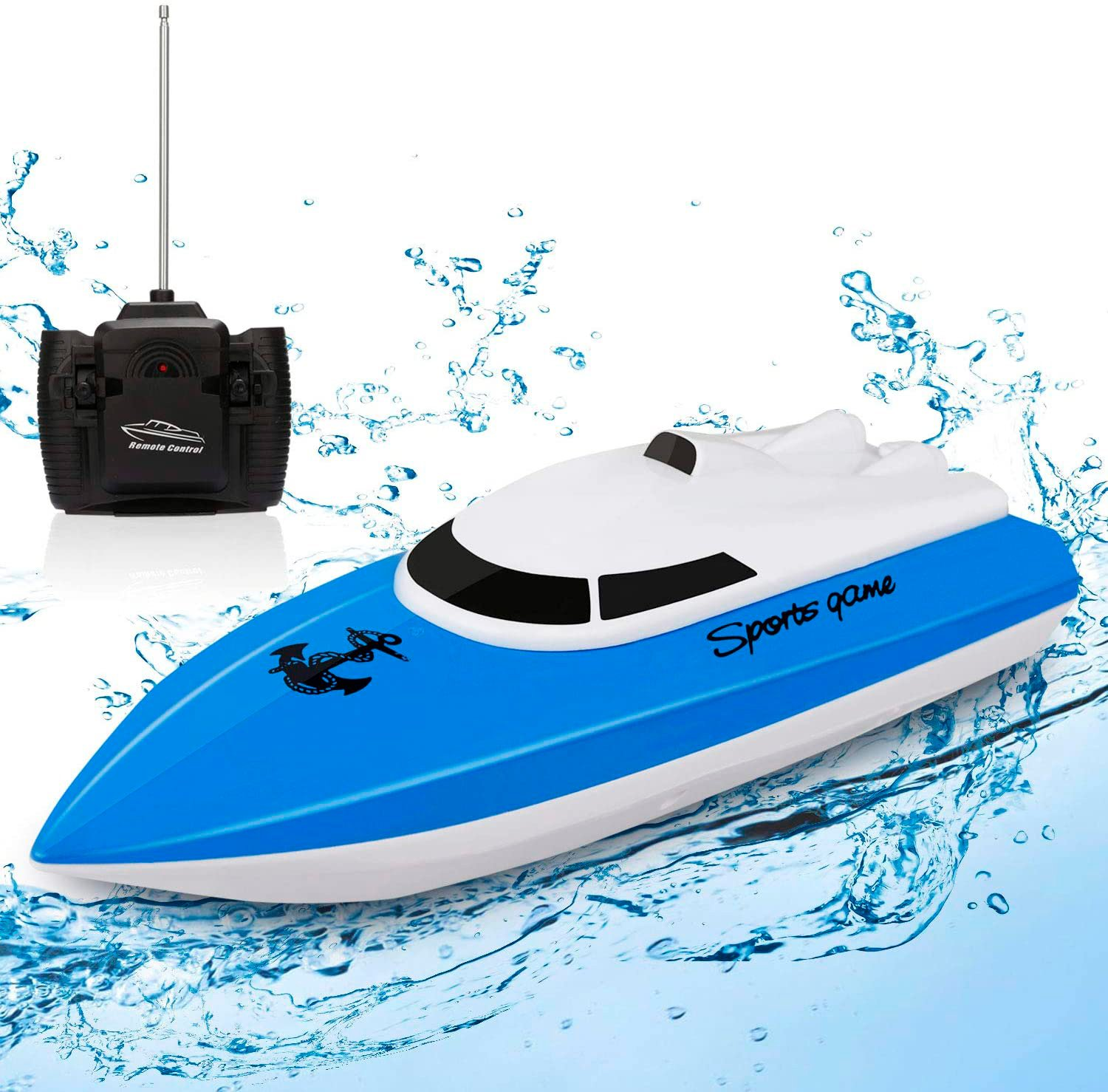 SJJX RC Boat review