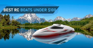 Best rc boats under $100.