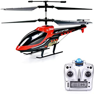 VATOS Remote Control Helicopter with Gyro and LED Light review