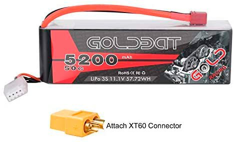 GOLDBAT 3S 5200mAh review