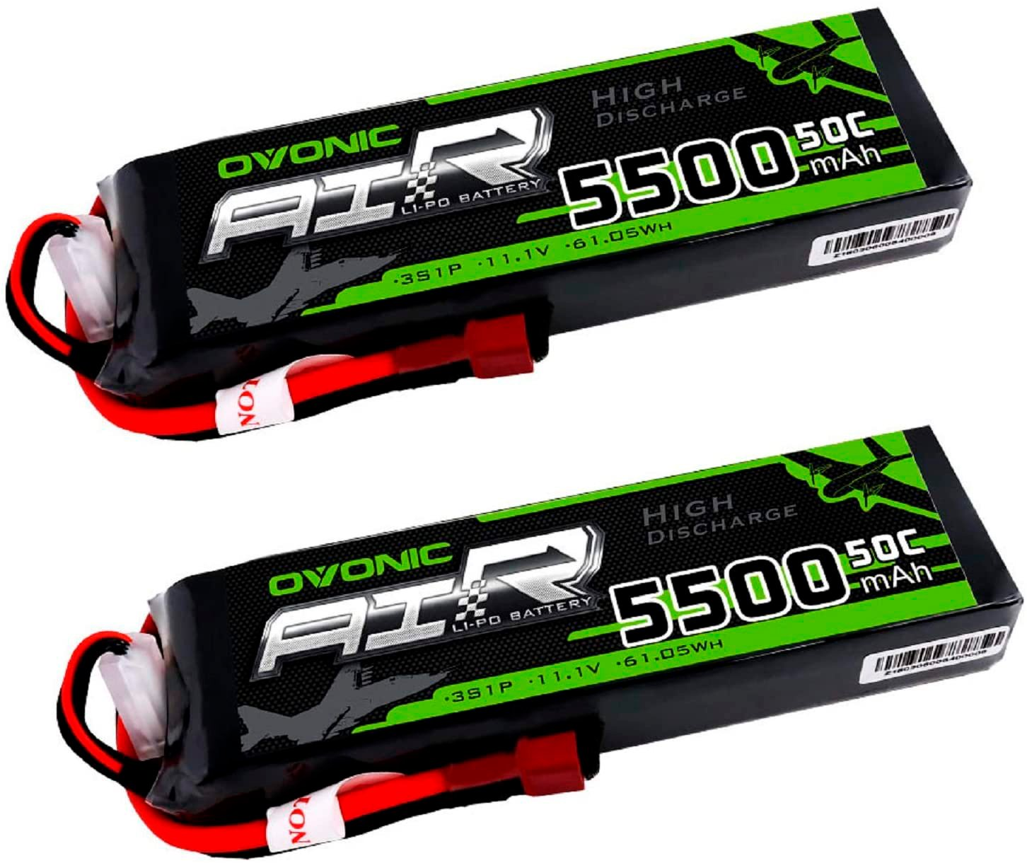 Ovonic 3S 5500mAh Double Pack review