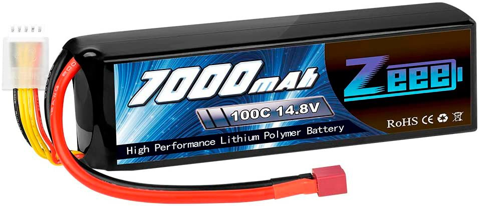 Zeee 14.8v 7000 mAh 4S LiPo Battery review
