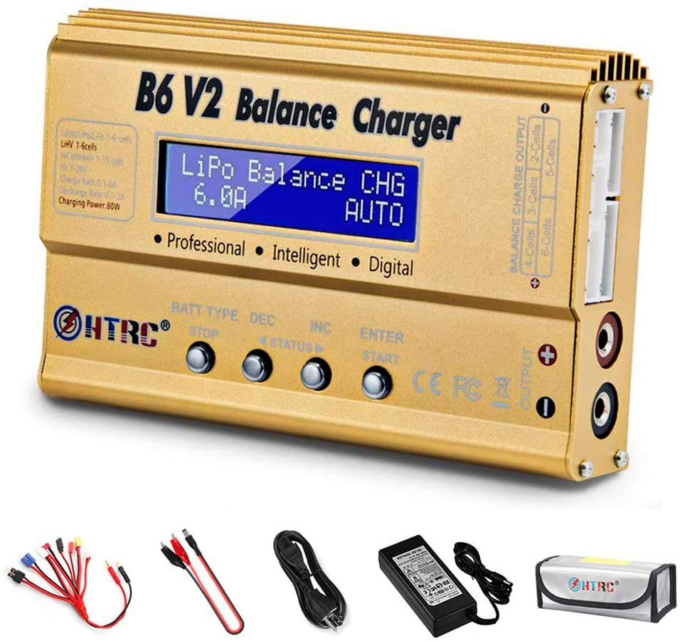 HTRC B6 V2 Balance Charger review